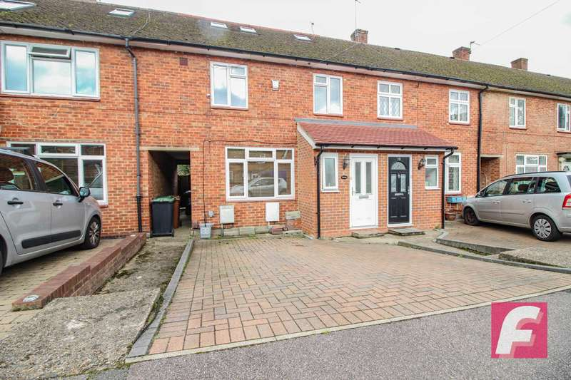 4 Bedrooms Terraced House for sale in Gosforth Lane, South Oxhey
