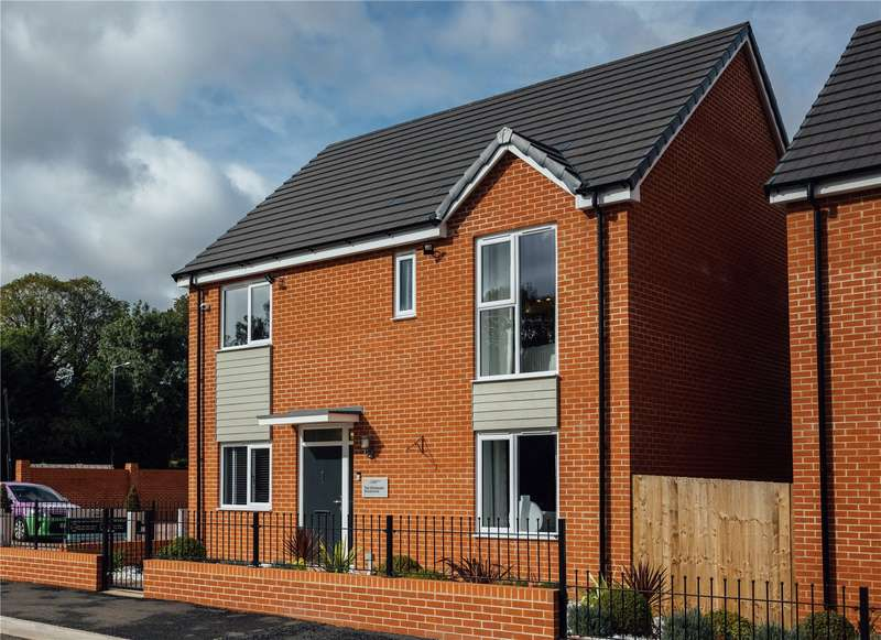 4 Bedrooms Detached House for sale in Weogoran Park, Worcester