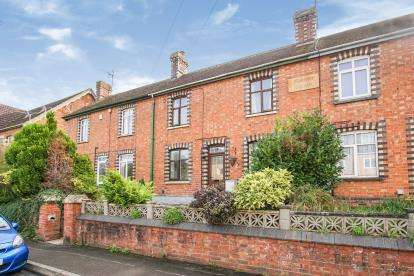 3 Bedrooms Terraced House for sale in Station Road, Cam, Dursley, Gloucestershire