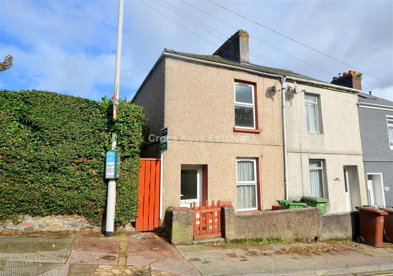 2 Bedrooms House for rent in Eggbuckland Road, Higher Compton