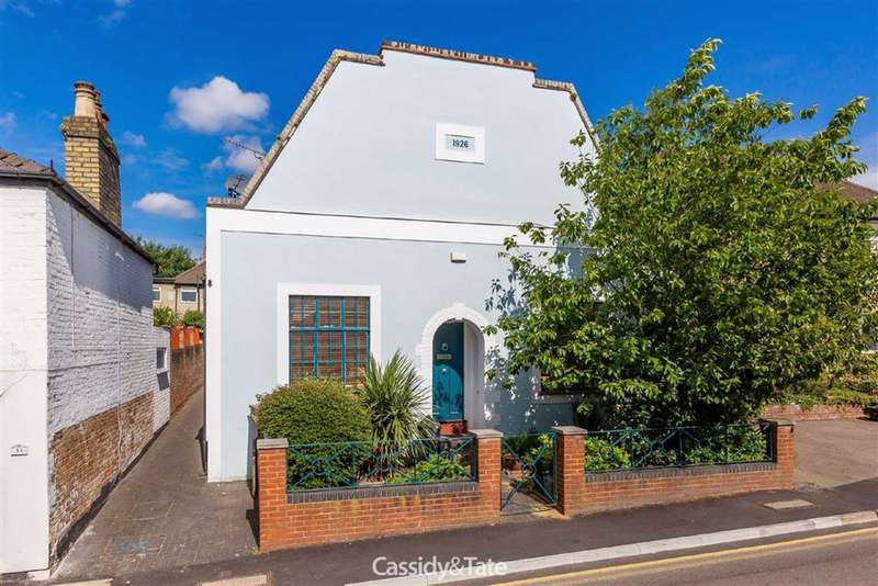2 Bedrooms Property for sale in Watsons Walk, St. Albans, Hertfordshire - AL1 1PD