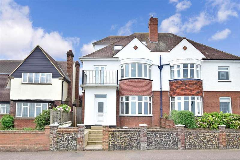 4 Bedrooms Semi Detached House for sale in Western Esplanade, , Herne Bay, Kent
