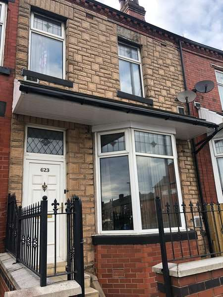 4 Bedrooms Terraced House for sale in Blackburn Road, Bolton, Greater Manchester, BL1
