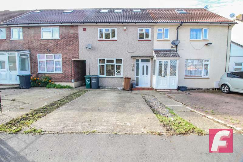 4 Bedrooms Terraced House for sale in Chilwell Gardens, South Oxhey