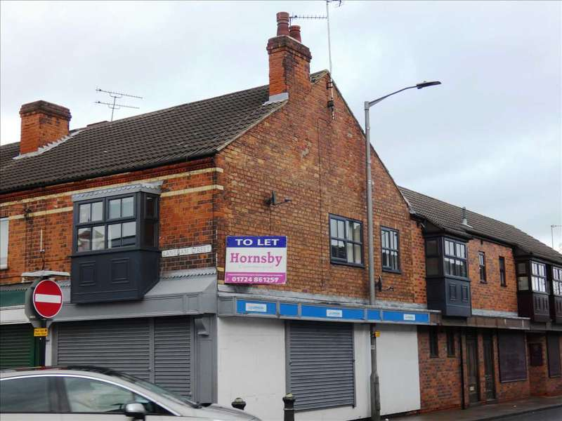 2 Bedrooms Flat for rent in Laneham Street, Scunthorpe