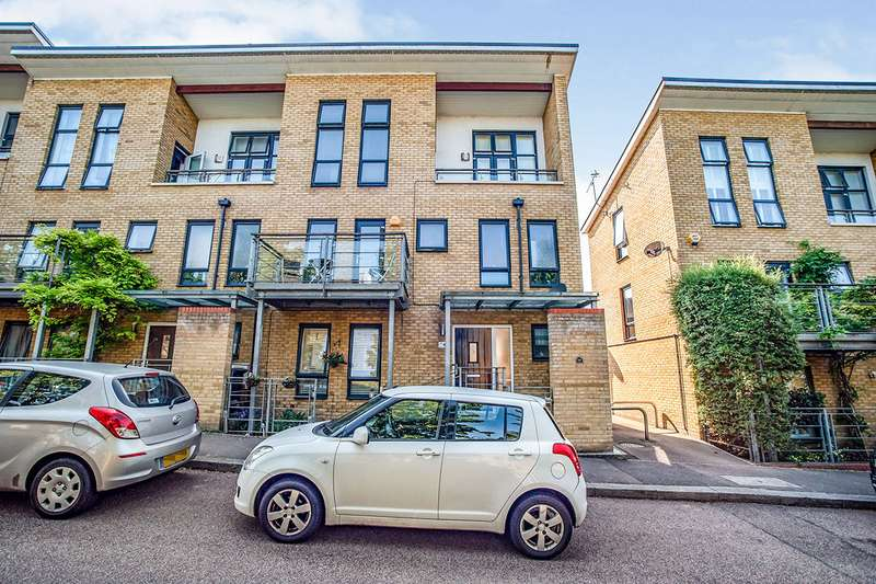 4 Bedrooms End Of Terrace House for sale in Waterstone Way, Greenhithe, Kent, DA9