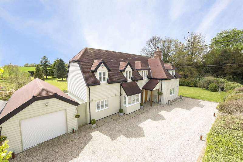 4 Bedrooms Detached House for sale in School Lane, Abbess Roding, Ongar, Essex, CM5