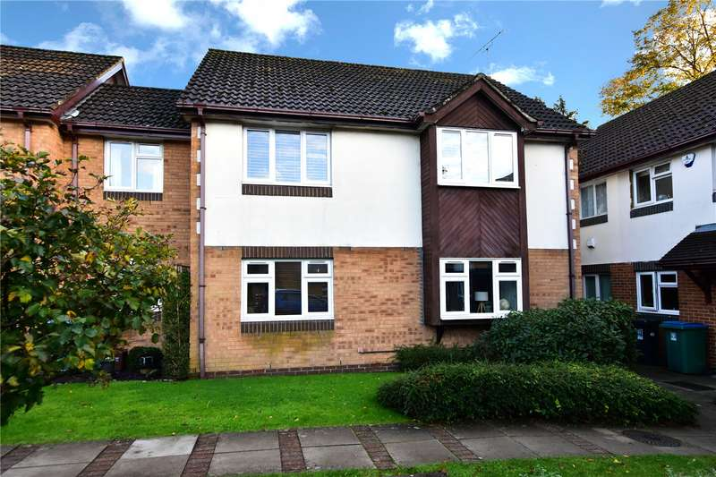 3 Bedrooms Maisonette Flat for sale in Melrose Place, Watford, Hertfordshire, WD17