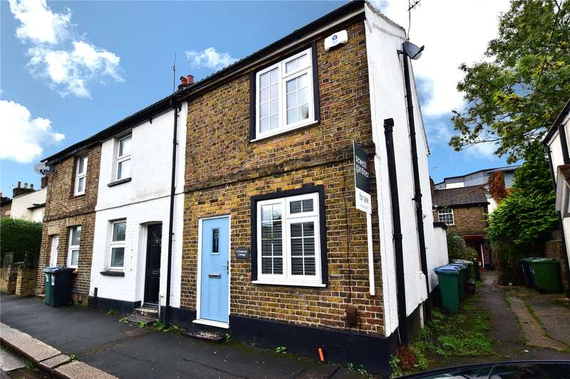 2 Bedrooms End Of Terrace House for sale in Bedford Street, Watford, Hertfordshire, WD24