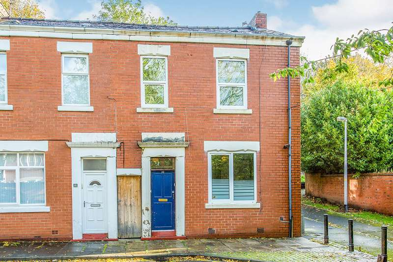 4 Bedrooms End Of Terrace House for sale in Cheviot Street, Preston, Lancashire, PR1