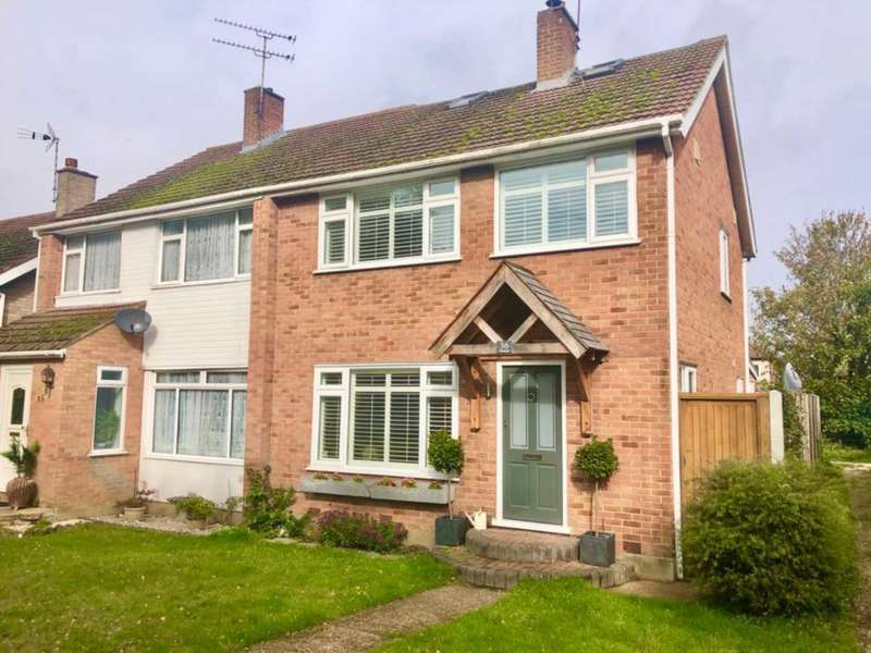 4 Bedrooms Semi Detached House for sale in Northend, Brentwood
