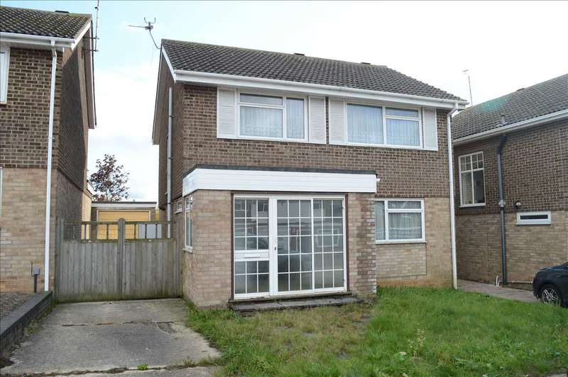 4 Bedrooms Detached House for sale in Leybourne Drive, Springfield, Chelmsford