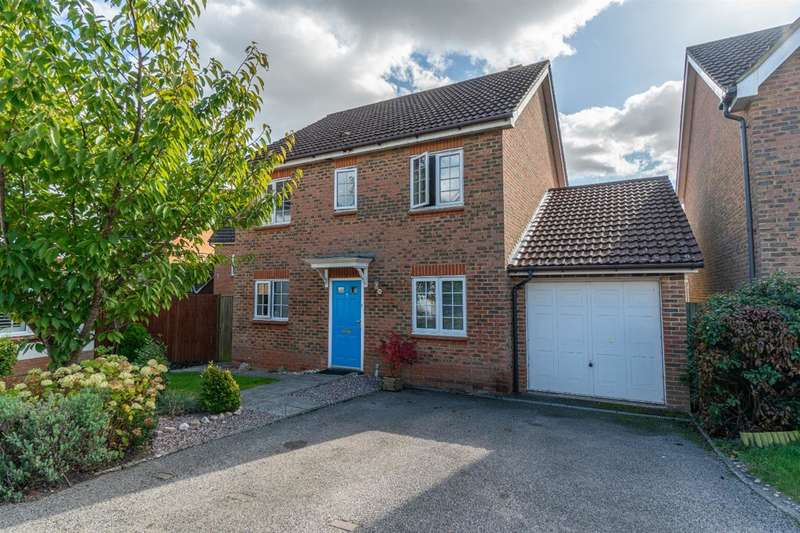 4 Bedrooms Detached House for sale in Sycamore Lane, Godinton Park Ashford, Kent, TN23 3RS