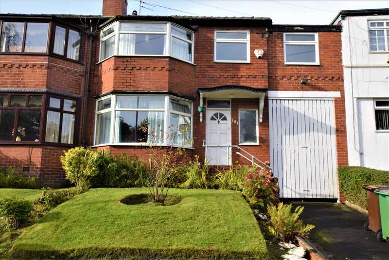 5 Bedrooms Semi Detached House for sale in Bury Old Road, Heaton Park, Prestwich