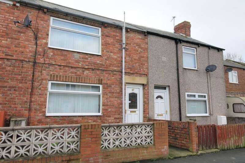 3 Bedrooms Terraced House for rent in Queen Street, Grange Villa, Chester Le Street, DH2