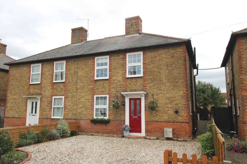 3 Bedrooms Semi Detached House for sale in Mill Road, Maldon