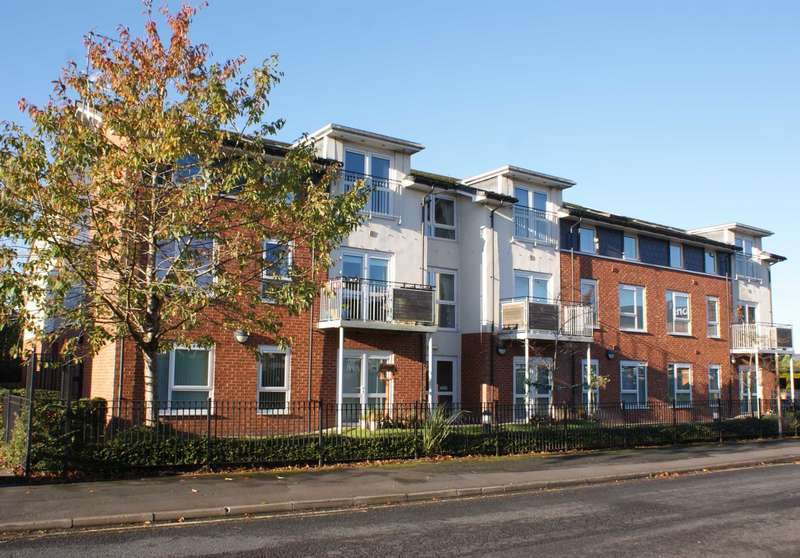 2 Bedrooms Retirement Property for sale in Manor Gardens, Hough Fold Way, Harwood