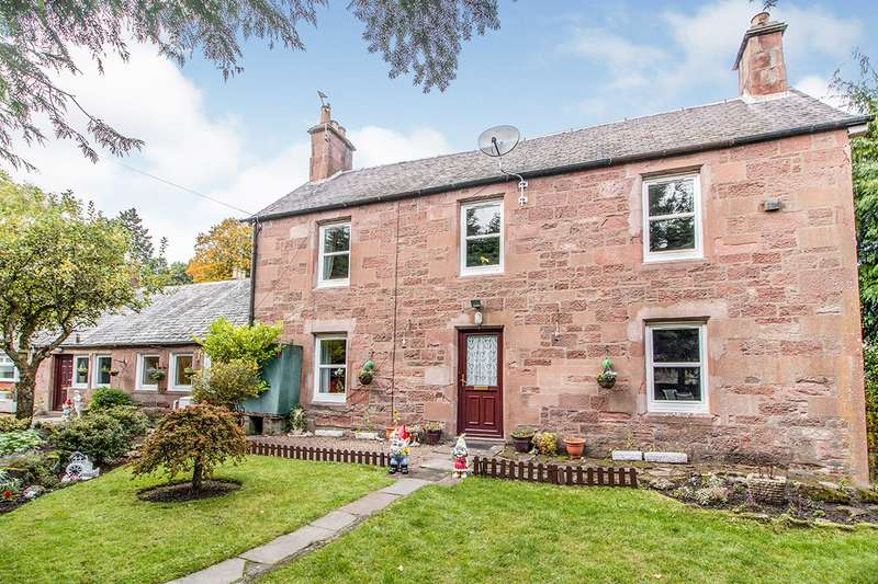 3 Bedrooms Link Detached House for sale in Victoria Street, Alyth, Blairgowrie, Perth and Kinross, PH11