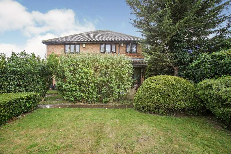 2 Bedrooms House for sale in Camberley Close, Cheam, Sutton, SM3