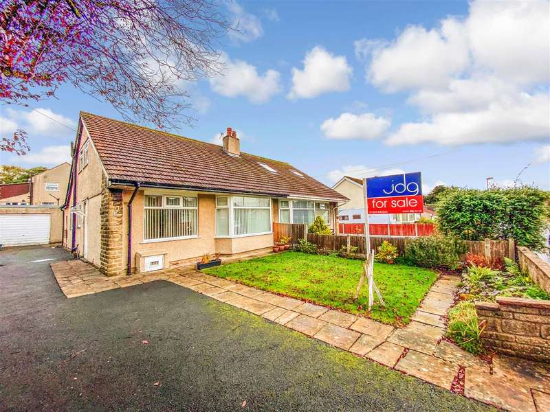 3 Bedrooms Semi Detached House for sale in Hall Drive, Caton, Lancaster