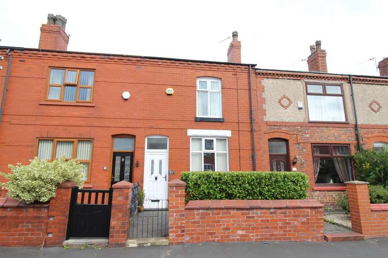 2 Bedrooms Terraced House for sale in Hodges Street, Springfield, Wigan.
