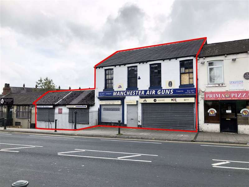 Commercial Property for sale in Oldham Road, Failsworth