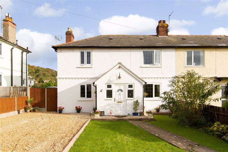 3 Bedrooms Semi Detached House for sale in Westfields, Wotton-under-Edge, GL12