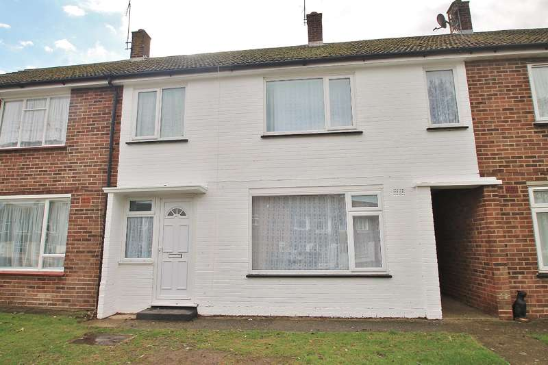 3 Bedrooms Terraced House for sale in St Augustines Crescent, Whitstable, CT5 2NW