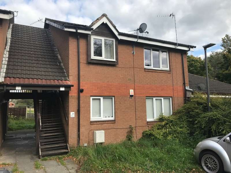 1 Bedroom Flat for sale in 16 Little Pastures, Leigh, Greater Manchester