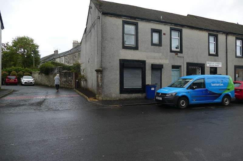 Retail Property (high Street) Commercial for rent in Brown Street, Stewarton