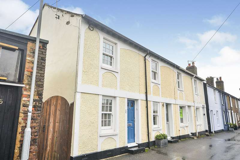2 Bedrooms End Of Terrace House for sale in Campbell Road, Walmer, Deal, Kent, CT14