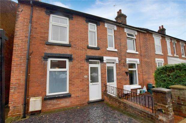 3 Bedrooms End Of Terrace House for sale in Bergholt Road, Colchester, Essex