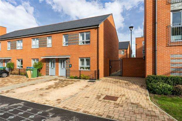 3 Bedrooms End Of Terrace House for sale in Summers Street, Southampton, Hampshire