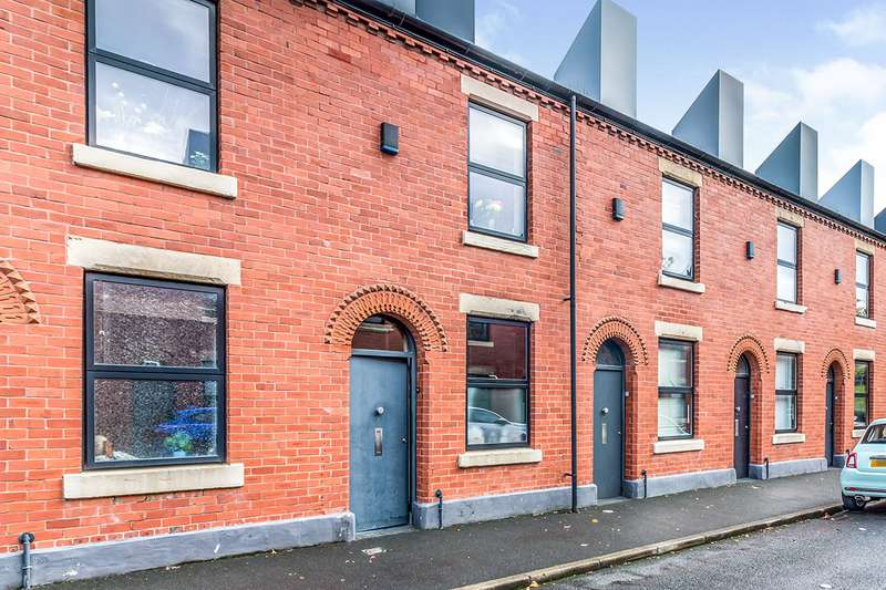 2 Bedrooms House for sale in Ash Street, Salford, Greater Manchester, M6