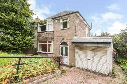 3 Bedrooms Detached House for sale in Pitchford Lane, Sheffield, South Yorkshire
