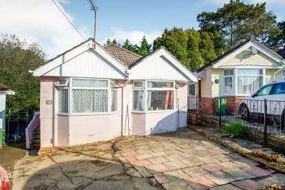 2 Bedrooms Bungalow for sale in Bitterne, Southampton, Hampshire