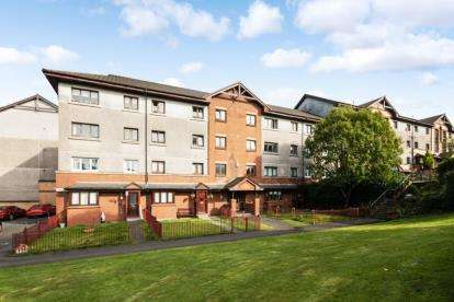 2 Bedrooms Flat for sale in Ashvale Crescent, Glasgow, Lanarkshire