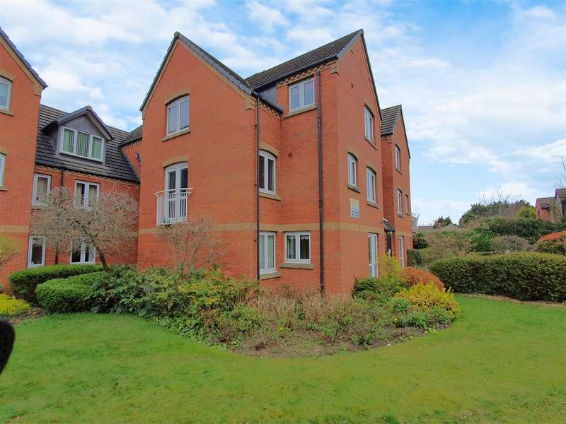 1 Bedroom Flat for sale in Forge Court, Syston, Leicester