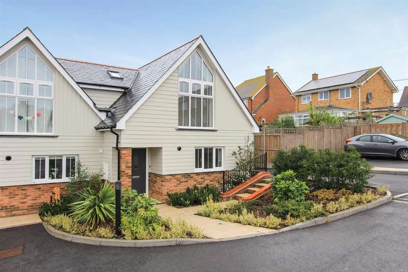 2 Bedrooms Semi Detached House for sale in Millstrood Road, Whitstable