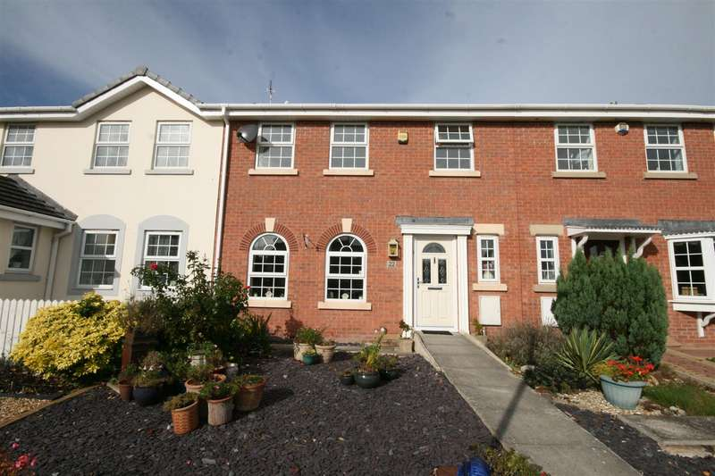 4 Bedrooms Mews House for sale in Hermitage Way, Lytham