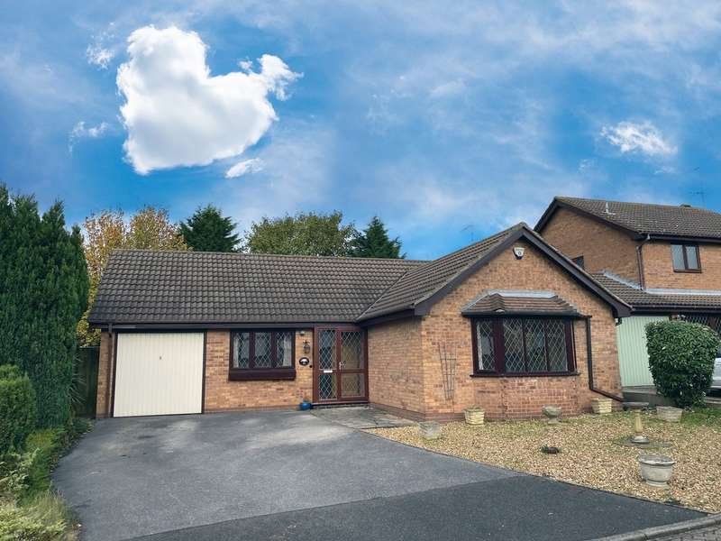 2 Bedrooms Detached Bungalow for sale in Knights Close, West Bridgford, NG2 7HJ