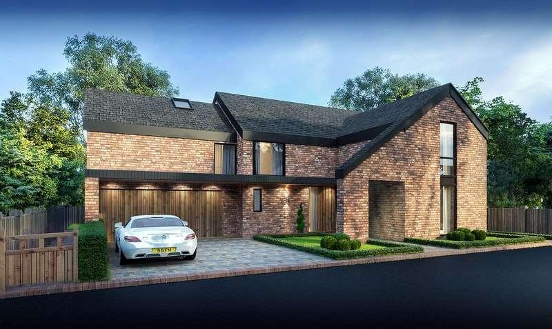 5 Bedrooms Detached House for sale in Church House , St Francis Mews, Hambleton, Poulton le Fylde, Lancashire, FY6