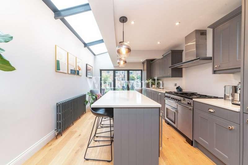 2 Bedrooms Terraced House for sale in Langham Road, London, N15