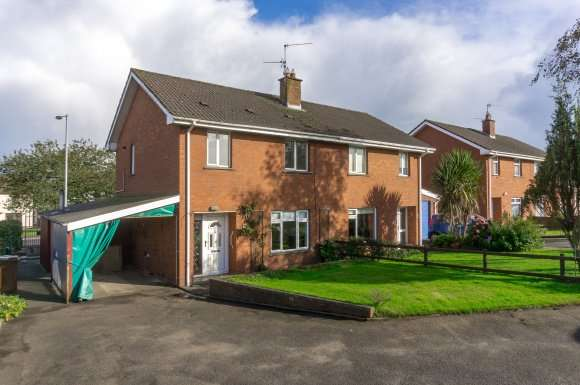 3 Bedrooms Detached House for sale in 20 Down Royal