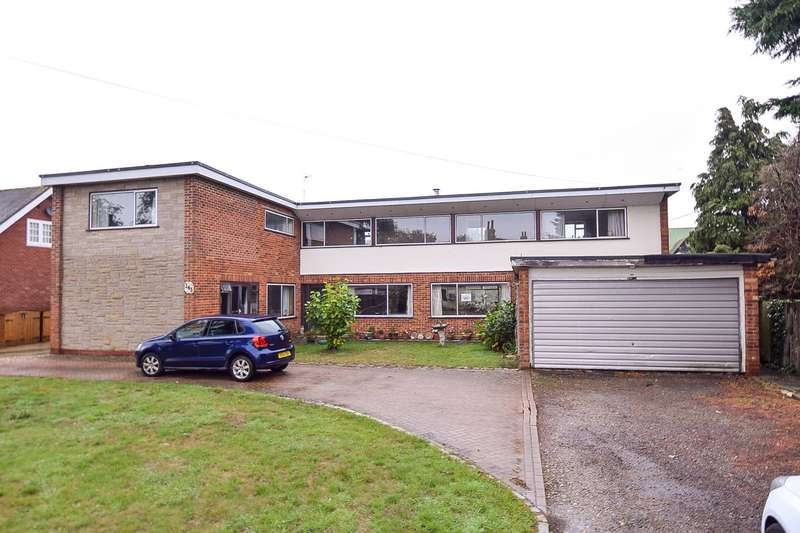 4 Bedrooms Detached House for sale in Margate Road, Herne Bay