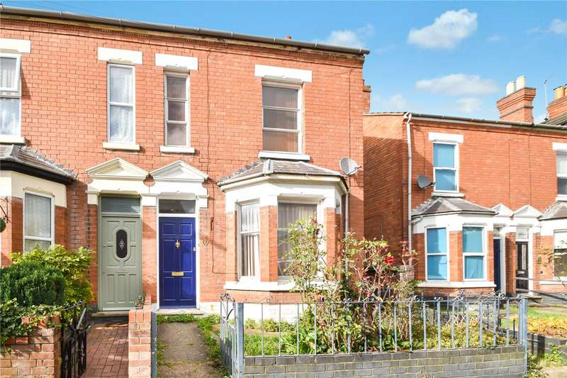 3 Bedrooms End Of Terrace House for sale in Nelson Road, St Johns, Worcester