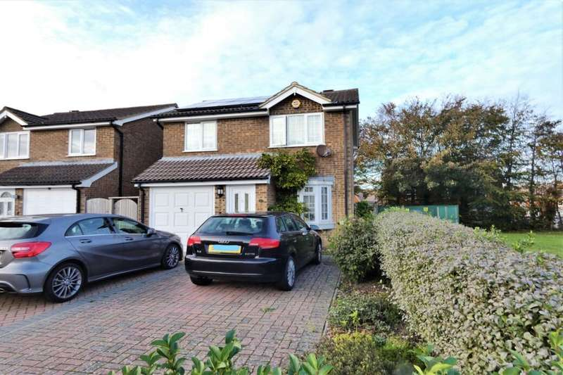 3 Bedrooms Detached House for sale in Naseby Avenue, Folkestone, CT20