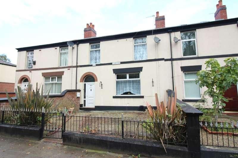 3 Bedrooms Terraced House for sale in Rochdale Road, Bury, BL9