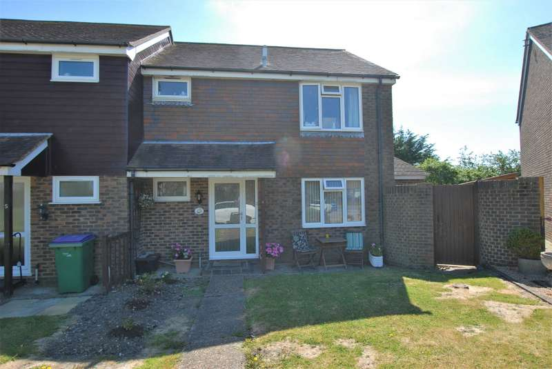 3 Bedrooms End Of Terrace House for sale in Ashdown Crescent, New Romney, TN28