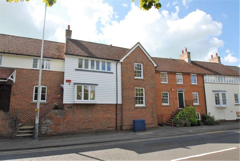 2 Bedrooms Town House for sale in 49 Prospect Road, Hythe, CT21